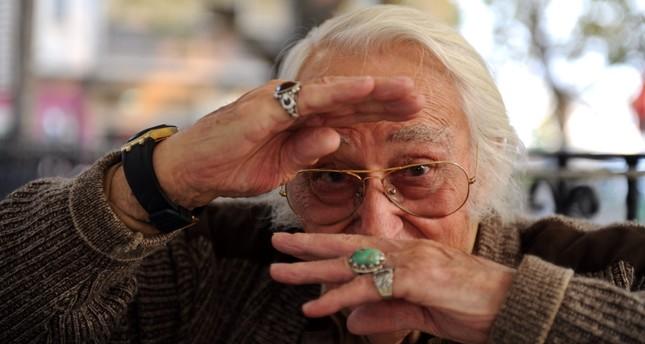 وفاة الممثل التركي الشهير أشرف كولتشاك عن عمر ٩٢ عاما