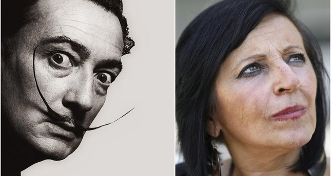 The DNA tests show that Pilar Abel is not Dali's daughter. (FILE Photo)