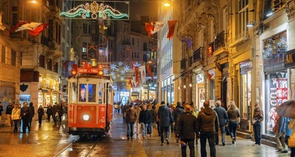 Go gift-hunting at Istanbul's holiday markets