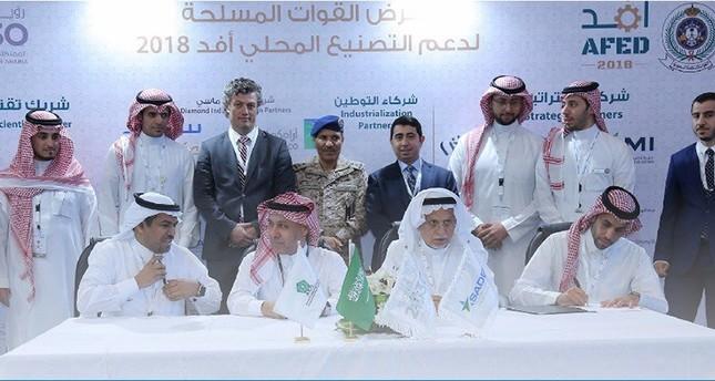 جانب من فعاليات معرض القوات المسلحة لدعم التصنيع المحلي أفد 2018  (من الإنترنت)