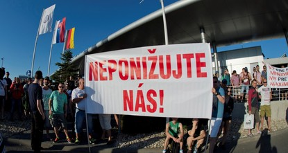 pCentral and Eastern Europe faces the end of an economic era. With employment rates at record highs, and workers demanding wages closer to western levels, the cheap-labor model that has driven...