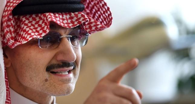Prince Alwaleed: Women driving ban hurts Saudi economy