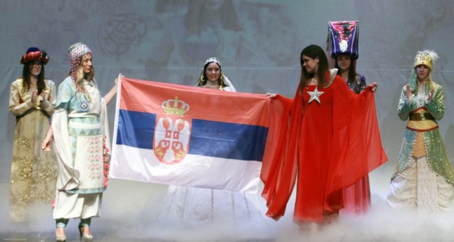 Anatolian culture, traditional costumes showcased in Serbia