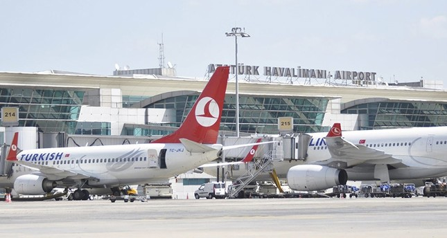 Turkey's air passenger traffic number increases amid poor tourism performance