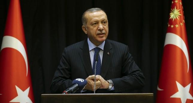 أردوغان يحذر جنوب إفريقيا من الانخداع بخطابات منظمة غولن الإرهابية