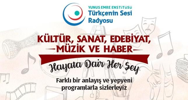 إذاعة صوت اللغة التركية.. جسر لنشر الثقافة التركية حول العالم