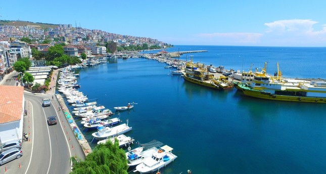 300 ألف سائح يزورون مدينة سينوب التركية خلال عطلة الأضحى
