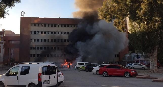 مقتل اثنين وإصابة 16 آخرين في تفجير قرب مقر ولاية أضنة جنوبي تركيا