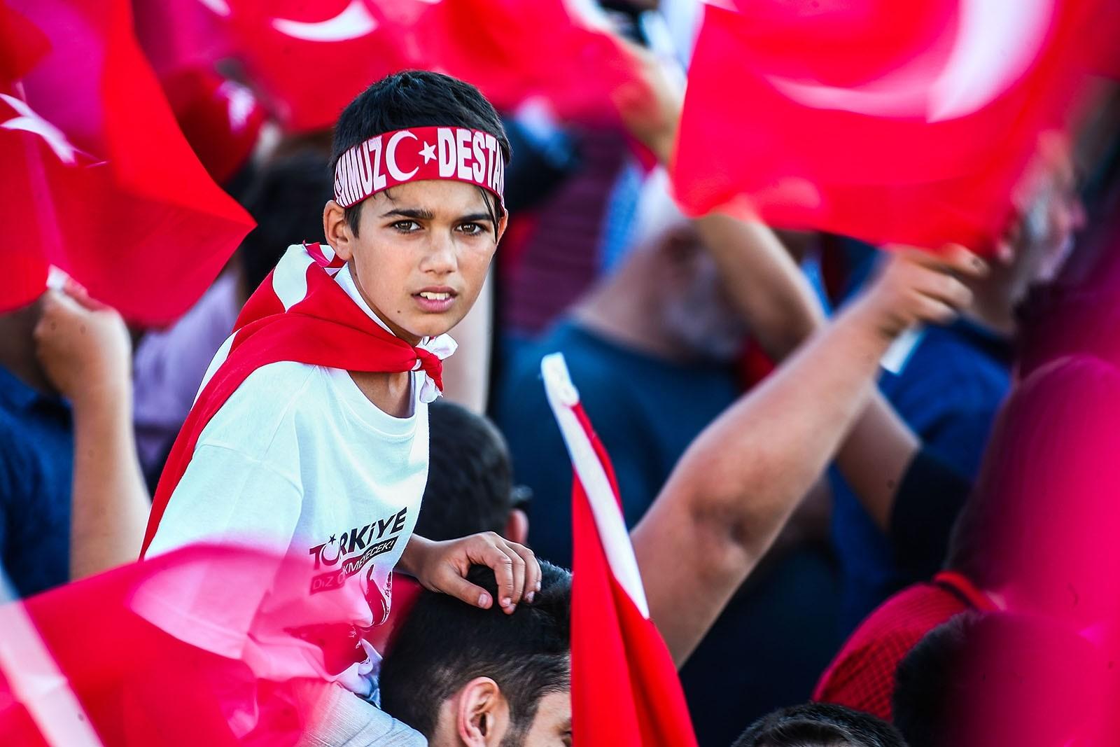 Турция отметила День демократии и национального единства — 15 июля