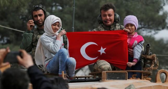 القوات التركية تسيّر الدورية الحادية عشرة في منبج السورية