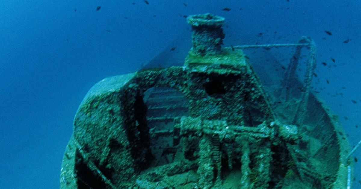 The shipwrecks in the Dardanelles will soon to open to tourism for divers.