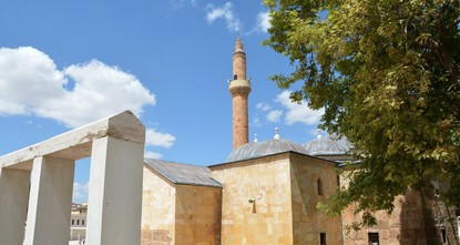 From dervish lodge to social complex: A 700-year-old cultural heritage