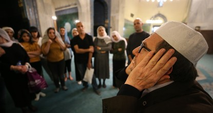 Turkish muezzin's adhan recitation dazzles tourists