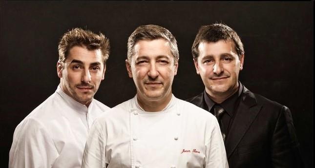 ROCA BROTHERS (Jordi, Joan and Josep)