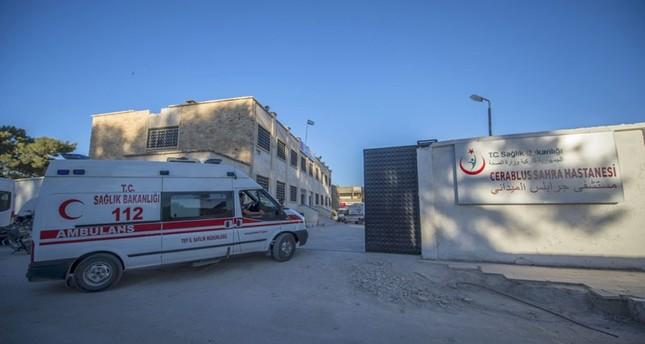 تركيا تداوي جراح السوريين في جرابلس