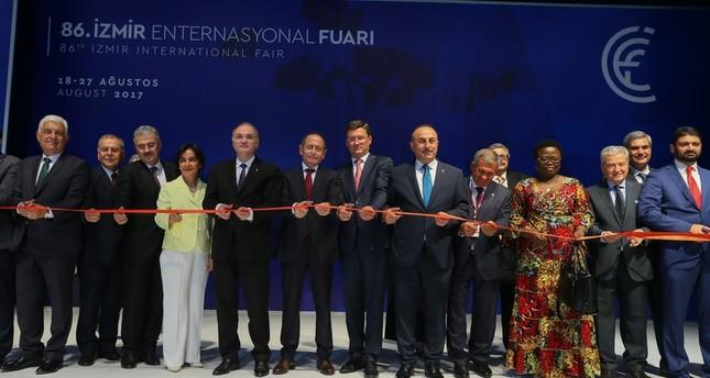 من افتتاح منتدى الأعمال التركي الروسي أمس الأناضول