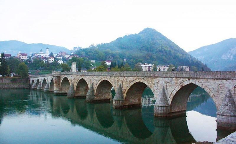 Mehmed Pasha Sokolovic Bridge (File Photo)