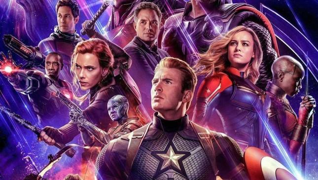 Still from Avengers: Endgame.