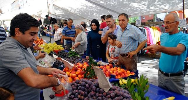 ثقة المستهلكين الأتراك ترتفع في أكتوبر/تشرين الأول