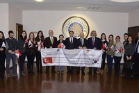 Turkish and South Korean archaeology students will carry out joint excavations as part of an academic project to study ancient civilizations.