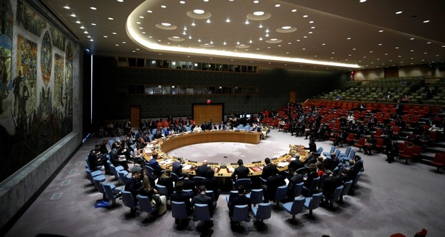مجلس الأمن: الحل السياسي وحده هو الذي يمكن أن ينهي الصراع باليمن