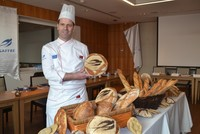 Turkish chef competes to bake world's best bread