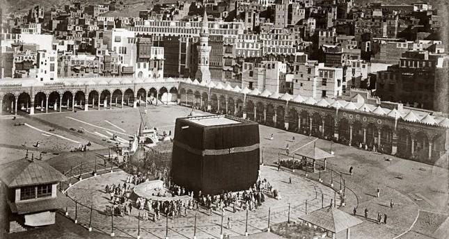 خدمات العثمانيين في الأراضي المقدسة