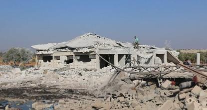 Regime airstrikes kill 8 civilians in Syria's Idlib, destroy children's hospital