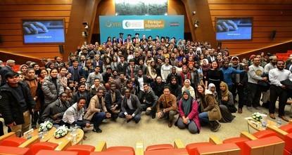برنامج منح الطلاب الأجانب التركي يستقبل طلبات التدريب لهذا العام