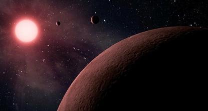 pDrei türkische Wissenschaftler haben es geschafft ihre Namen in den Geschichtsbüchern der Wissenschaft zu verewigen. Sie entdeckten einen Jupiter-ähnlichen Planeten, 212 Lichtjahren von unserem...