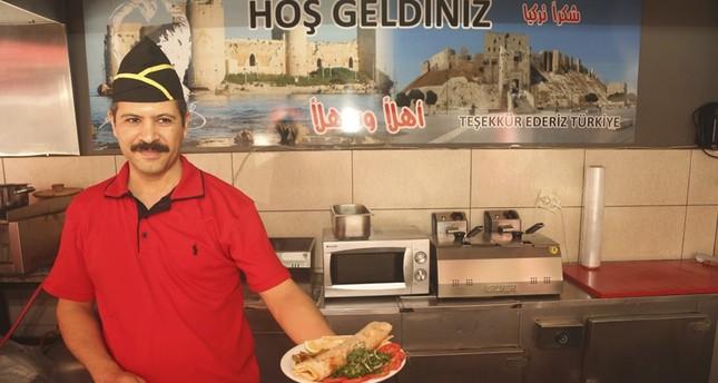 المطاعم السورية في اسطنبول تشبع حنين الصائمين العرب لأوطانهم