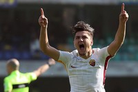 Turkish international Cengiz Ünder's maiden goal secures Roma's win over Verona