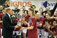With a stirring fourth-quarter comeback in the EuroCup Women Final return leg, rookies Yakın Doğu University clinched the EuroCup Women title Wednesday. Competing in Europe's second-tier women's...