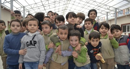 The government is preparing a comprehensive three-year initiative to ensure all Syrian children in the country are being educated at permanent schools. According to the figures released by the...