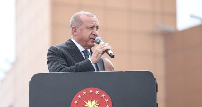 أردوغان يدعو المجتمع الدولي للوفاء بتعهداته المتعلقة باللاجئين السوريين