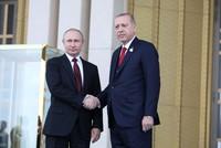 Erdoğan, Putin discuss Iran deal, Syria escalation in phone call