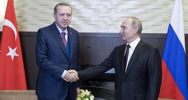 Putin: Militäreinsatz in Syrien nähert sich dem Ende