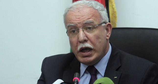 الخارجية الفلسطينية: تصريحات نتنياهو طعنة في ظهر جهود السلام الأمريكية