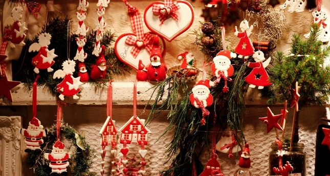 You can find decoration ideas for Christmas and New Year's Eve at the event. (REUTERS)