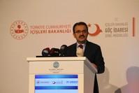 المدير العام لإدارة الهجرة في تركيا عبد الله أياز