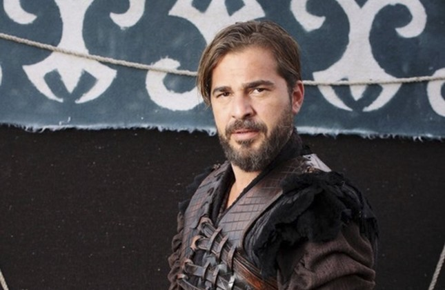 "Engin Altan Düzyatan plays the historical character Ertuğrul in ""Resurrection: Ertuğrul."""