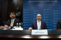 المركزي التركي يتوقع استقرار نسبة التضخم عند 13.9% مع نهاية العام