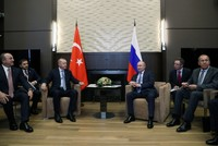 Turkey, Russia on same page regarding anti-terror fight, Erdoğan says