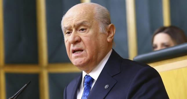 Turkey should use its rights in the scope of international treaties, Bahçeli says.