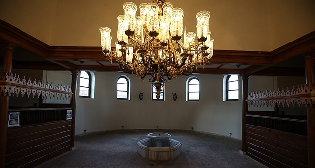 Beylerbeyi Palace's lux Ottoman horse stable restored