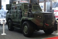 Armored vehicle manufacturer Katmerciler records first exports