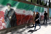 Iran says US sanctions 'permanently close' diplomacy