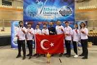 4 ميداليات لتركيا في بطولة تحدي أثينا للكيك بوكسينغ