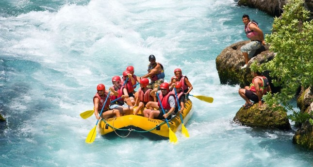 Floating through Anatolia: The Ultimate rafting experience in Turkey