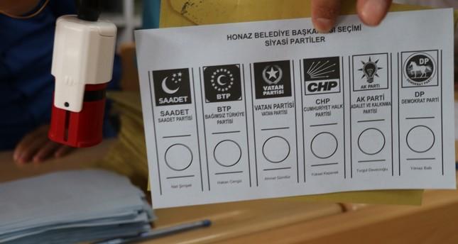 انطلاق انتخابات الإعادة في 4 دوائر بلدية تركية